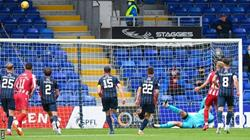 Ali McCann penalty miss costs St Johnstone victory at Ross County